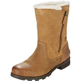 Sorel Emelie Foldover Boots Dame camel brown
